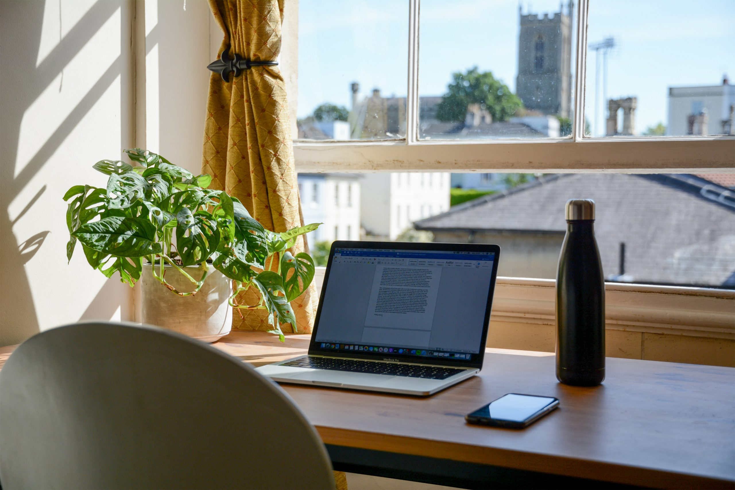 How to negotiate working from home